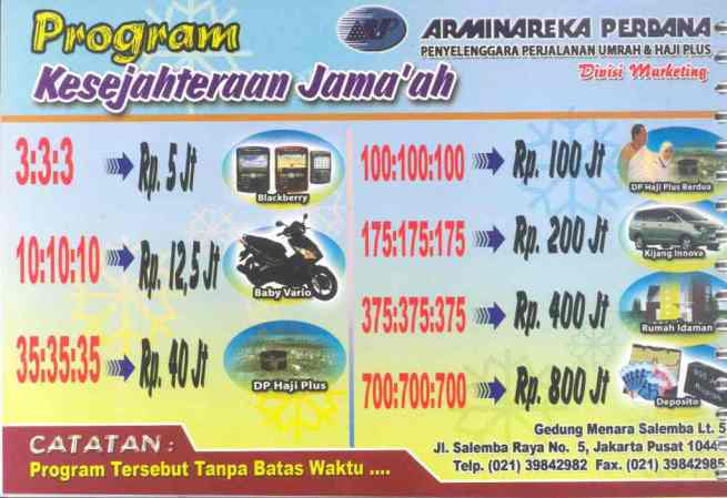 program sejahtera